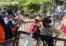 En playas samarias, Guardianes del Turismo hacen cumplir protocolos de bioseguridad