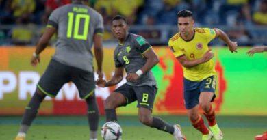 Colombia falló en su objetivo. Empató con Ecuador y se complica en las Eliminatorias