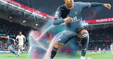 FIFA 22, el campo evoluciona un poco