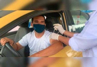 800 conductores de Santa Marta serán vacunados contra el Covid-19 en la terminal de transporte